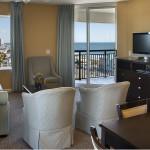 Oceanview/Golf Course Corner 3 Bedroom Suite
