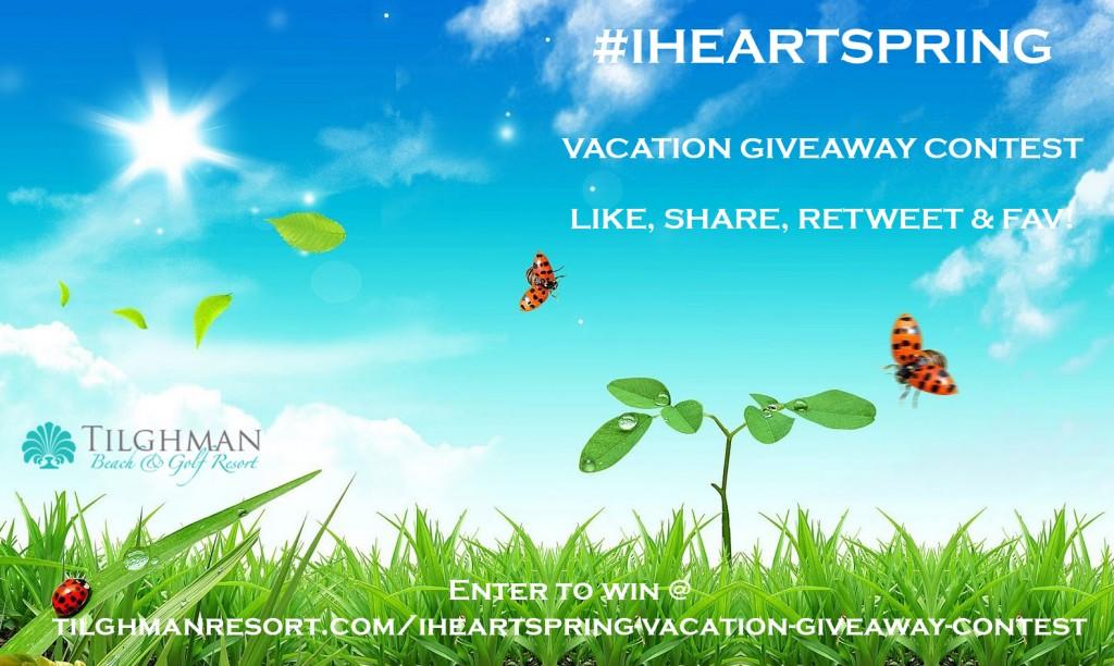 i heart spring - Facebook Ad - 2