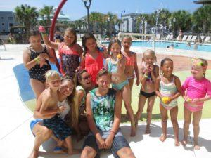 Tilghman Resort kids club pic 2016