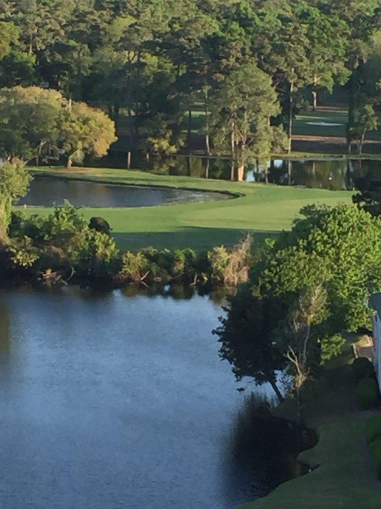 Lake and Golf View 2