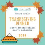 Thanksgiving in North Myrtle Beach