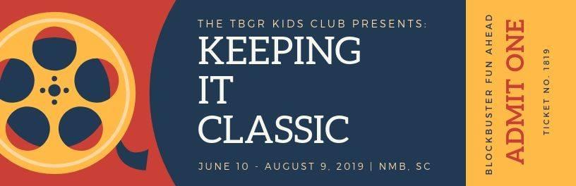 kids club 2019